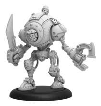 Swashbuckler  Mercenary Light Warjack (metal/resin)